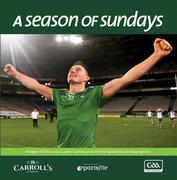 Now in its twenty fourth year of publication, A Season of Sundays 2020 embraces the very heart and soul of Ireland's national games as captured by the award winning team of photographers at Sportsfile. With text by Alan Milton, it is a treasured record of the 2020 GAA season to be savoured and enjoyed by players, spectators and enthusiasts everywhere.  This book is now available for dispatch