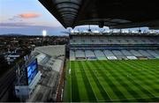 24 October 2020; A general view of the pitch during the Leinster GAA Hurling Senior Championship Quarter-Final match between Laois and Dublin at Croke Park in Dublin. Photo by Piaras Ó Mídheach/Sportsfile