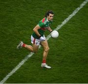 6 December 2020; Oisín Mullin of Mayo during the GAA Football All-Ireland Senior Championship Semi-Final match between Mayo and Tipperary at Croke Park in Dublin. Photo by Sam Barnes/Sportsfile