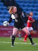 23 December 2020; Leah Hayes-Coen of Cork City during the Women's Under-17 National League Final match between Shamrock Rovers and Cork City at Athlone Town Stadium in Athlone, Westmeath. Photo by Sam Barnes/Sportsfile