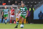 23 December 2020; Anna Casey of Shamrock Rovers during the Women's Under-17 National League Final match between Shamrock Rovers and Cork City at Athlone Town Stadium in Athlone, Westmeath. Photo by Sam Barnes/Sportsfile