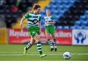 23 December 2020; Wiktoria Gorczyca of Shamrock Rovers during the Women's Under-17 National League Final match between Shamrock Rovers and Cork City at Athlone Town Stadium in Athlone, Westmeath. Photo by Sam Barnes/Sportsfile