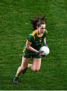 20 December 2020; Monica McGuirk of Meath  during the TG4 All-Ireland Intermediate Ladies Football Championship Final match between Meath and Westmeath at Croke Park in Dublin. Photo by Sam Barnes/Sportsfile