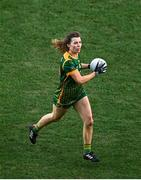 20 December 2020; Orla Byrne of Meath during the TG4 All-Ireland Intermediate Ladies Football Championship Final match between Meath and Westmeath at Croke Park in Dublin. Photo by Sam Barnes/Sportsfile