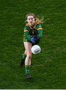 20 December 2020; Orlagh Lally of Meath during the TG4 All-Ireland Intermediate Ladies Football Championship Final match between Meath and Westmeath at Croke Park in Dublin. Photo by Sam Barnes/Sportsfile