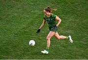 20 December 2020; Aoibhín Cleary of Meath during the TG4 All-Ireland Intermediate Ladies Football Championship Final match between Meath and Westmeath at Croke Park in Dublin. Photo by Sam Barnes/Sportsfile