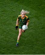 20 December 2020; Megan Thynne of Meath during the TG4 All-Ireland Intermediate Ladies Football Championship Final match between Meath and Westmeath at Croke Park in Dublin. Photo by Sam Barnes/Sportsfile