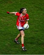 20 December 2020; Hannah Looney of Cork during the TG4 All-Ireland Senior Ladies Football Championship Final match between Cork and Dublin at Croke Park in Dublin. Photo by Sam Barnes/Sportsfile
