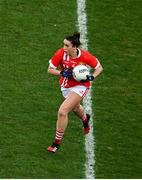 20 December 2020; Shauna Kelly of Cork during the TG4 All-Ireland Senior Ladies Football Championship Final match between Cork and Dublin at Croke Park in Dublin. Photo by Sam Barnes/Sportsfile