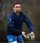 18 January 2021; Jack Conan during Leinster Rugby squad training at UCD in Dublin. Photo by Ramsey Cardy/Sportsfile