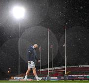 23 January 2021; Rhys Ruddock of Leinster prior to the Guinness PRO14 match between Munster and Leinster at Thomond Park in Limerick. Photo by Ramsey Cardy/Sportsfile