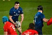 23 January 2021; James Ryan of Leinster during the Guinness PRO14 match between Munster and Leinster at Thomond Park in Limerick. Photo by Ramsey Cardy/Sportsfile