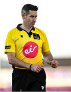 24 January 2021; Referee Frank Murphy during the Guinness PRO14 match between Connacht and Ospreys at The Sportsground in Galway. Photo by Piaras Ó Mídheach/Sportsfile
