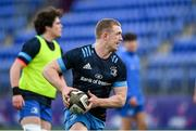25 January 2021; Dan Leavy during Leinster Rugby squad training at Energia Park in Dublin. Photo by Ramsey Cardy/Sportsfile