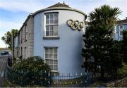 25 January 2021; Olympic House in Howth, Dublin, home of The Olympic Council of Ireland. Photo by Seb Daly/Sportsfile