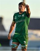 24 January 2021; Jarrad Butler of Connacht during the Guinness PRO14 match between Connacht and Ospreys at The Sportsground in Galway. Photo by Brendan Moran/Sportsfile