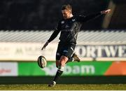 24 January 2021; Stephen Myler of Ospreys during the Guinness PRO14 match between Connacht and Ospreys at The Sportsground in Galway. Photo by Brendan Moran/Sportsfile