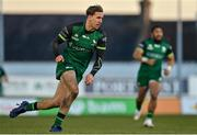 24 January 2021; John Porch of Connacht during the Guinness PRO14 match between Connacht and Ospreys at The Sportsground in Galway. Photo by Brendan Moran/Sportsfile