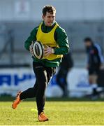 24 January 2021; Matt Healy of Connacht prior to the Guinness PRO14 match between Connacht and Ospreys at The Sportsground in Galway. Photo by Brendan Moran/Sportsfile