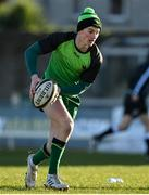 24 January 2021; Conor Fitzgerald of Connacht prior to the Guinness PRO14 match between Connacht and Ospreys at The Sportsground in Galway. Photo by Brendan Moran/Sportsfile