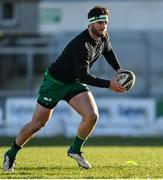 24 January 2021; Tom Daly of Connacht prior to the Guinness PRO14 match between Connacht and Ospreys at The Sportsground in Galway. Photo by Brendan Moran/Sportsfile