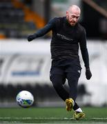 2 February 2021; Chris Shields during a Dundalk Pre-Season training session at Oriel Park in Dundalk, Louth. Photo by Ben McShane/Sportsfile