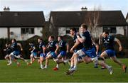 15 February 2021; Sean O'Brien during Leinster Rugby squad training at UCD in Dublin. Photo by Ramsey Cardy/Sportsfile