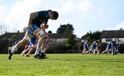 15 February 2021; Ryan Baird during Leinster Rugby squad training at UCD in Dublin. Photo by Ramsey Cardy/Sportsfile