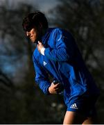 15 February 2021; Max O'Reilly during Leinster Rugby squad training at UCD in Dublin. Photo by Ramsey Cardy/Sportsfile