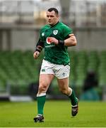 14 February 2021; Cian Healy of Ireland during the Guinness Six Nations Rugby Championship match between Ireland and France at the Aviva Stadium in Dublin. Photo by Ramsey Cardy/Sportsfile