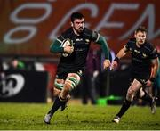 9 January 2021; Paul Boyle of Connacht during the Guinness PRO14 match between Connacht and Munster at Sportsground in Galway. Photo by Sam Barnes/Sportsfile