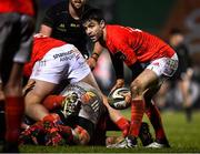 9 January 2021; Conor Murray of Munster during the Guinness PRO14 match between Connacht and Munster at Sportsground in Galway. Photo by Sam Barnes/Sportsfile