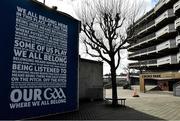 16 February 2021; A general view of Croke Park in Dublin. Photo by Brendan Moran/Sportsfile