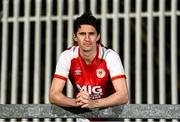 17 February 2021; Shane Griffin during a portrait session at Richmond Park in Dublin. Photo by Harry Murphy/Sportsfile