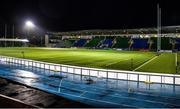19 February 2021; A General View of Scotstoun before the Guinness PRO14 match between Glasgow Warriors and Ulster at Scotstoun Stadium in Glasgow, Scotland. Photo by Alan Harvey/Sportsfile