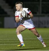 19 February 2021; Ian Madigan of Ulster during the Guinness PRO14 match between Glasgow Warriors and Ulster at Scotstoun Stadium in Glasgow, Scotland. Photo by Alan Harvey/Sportsfile