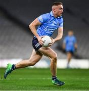 19 December 2020; Paddy Small of Dublin during the GAA Football All-Ireland Senior Championship Final match between Dublin and Mayo at Croke Park in Dublin. Photo by Ray McManus/Sportsfile