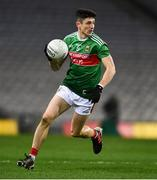 19 December 2020; Conor Loftus of Mayo during the GAA Football All-Ireland Senior Championship Final match between Dublin and Mayo at Croke Park in Dublin. Photo by Ray McManus/Sportsfile