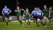 20 February 2021; Dave Heffernan of Connacht makes a break during the Guinness PRO14 match between Connacht and Cardiff Blues at The Sportsground in Galway. Photo by Ramsey Cardy/Sportsfile