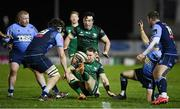 20 February 2021; Matt Healy of Connacht during the Guinness PRO14 match between Connacht and Cardiff Blues at The Sportsground in Galway. Photo by Ramsey Cardy/Sportsfile