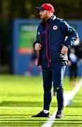 21 February 2021; St Patrick's Athletic head coach Stephen O'Donnell during the pre-season friendly match between Cork City and St Patrick's Athletic at O'Shea Park in Blarney, Cork. Photo by Eóin Noonan/Sportsfile