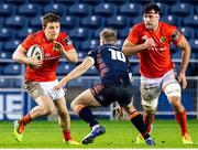 20 February 2021; Andrew Conway of Munster in action during the Guinness PRO14 match between Edinburgh and Munster at BT Murrayfield Stadium in Edinburgh, Scotland. Photo by Paul Devlin/Sportsfile