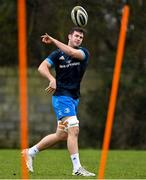 23 February 2021; Caelan Doris during a Leinster Rugby squad training session at UCD in Dublin. Photo by Brendan Moran/Sportsfile