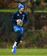 23 February 2021; Harry Byrne during a Leinster Rugby squad training session at UCD in Dublin. Photo by Brendan Moran/Sportsfile