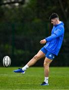 23 February 2021; Chris Cosgrave during a Leinster Rugby squad training session at UCD in Dublin. Photo by Brendan Moran/Sportsfile