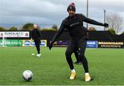 23 February 2021; Sonni Nattestad during a Dundalk Pre-Season training session at Oriel Park in Dundalk, Louth. Photo by Ben McShane/Sportsfile