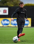 23 February 2021; Sam Staunton during a Dundalk Pre-Season training session at Oriel Park in Dundalk, Louth. Photo by Ben McShane/Sportsfile