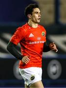 26 February 2021; Joey Carbery of Munster during the Guinness PRO14 match between Cardiff Blues and Munster at Cardiff Arms Park in Cardiff, Wales. Photo by Chris Fairweather/Sportsfile