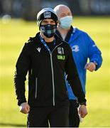28 February 2021; Glasgow Warriors head of strength and conditioning Cillian Reardon prior to the Guinness PRO14 match between Leinster and Glasgow Warriors at the RDS Arena in Dublin. Photo by Ramsey Cardy/Sportsfile