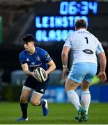 28 February 2021; Harry Byrne of Leinster during the Guinness PRO14 match between Leinster and Glasgow Warriors at the RDS Arena in Dublin. Photo by Ramsey Cardy/Sportsfile